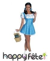 Tenue de Dorothy, Le Magicien d'Oz