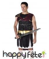 Tenue de gladiateur Romain pour adulte, image 1