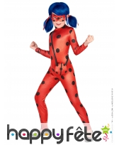 Tenue de Ladybug pour fille, modèle luxe