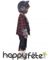 Tenue de loup garou pour garçon, image 2