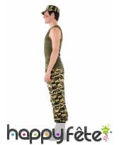 Tenue de militaire camouflage pour ado, image 1