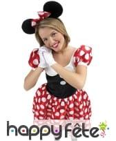 Tenue de Minnie Mouse pour femme