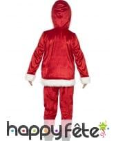 Tenue de père Noël pour enfant, image 1