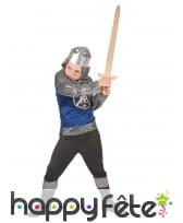 Tenue de petit chevalier bleu, image 1