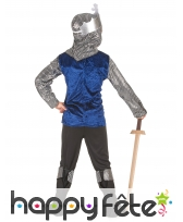 Tenue de petit chevalier bleu, image 2