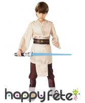 Tenue de petit Jedi pour enfant