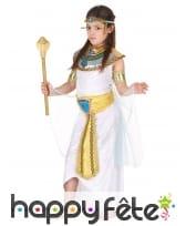 Tenue de petite egyptienne pour fille, image 1