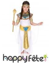 Tenue de petite egyptienne pour fille