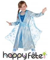 Tenue de princesse de glace pour enfant