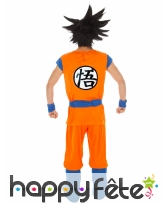 Tenue de Son Goku pour homme, Dragon ball Z, image 1