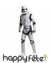 Tenue de stormtrooper adulte, luxe