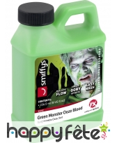 Tube de sang vert de monstre, image 2