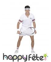 Tenue de tennis pour homme