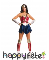 Tenue de Wonder Woman, Justice League adulte