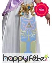 Tenue de Zelda pour femme, Deluxe, image 4