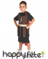 Tunique et cape de gladiateur pour enfant, image 1