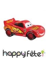 Tirelire Flash McQueen avec friandises, Cars