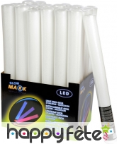 Torche LED de 4x40 cm