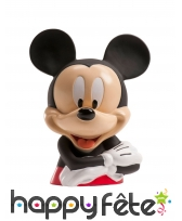 Tirelire Mickey Mouse avec friandises