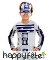 T-shirt de R2D2 pour enfant