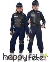 Tenue SWAT pour enfant, image 3