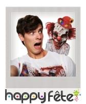 T-shirt Selfie de clown tueur, image 1