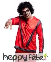 T-shirt Thriller pour adulte