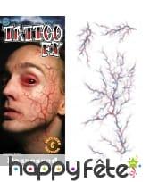 Tatouage veines infectées