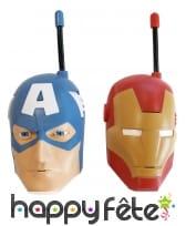 Talkie Walkie Avengers