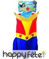 Tenue Wonder Woman Super Hero Girls pour fille, image 1