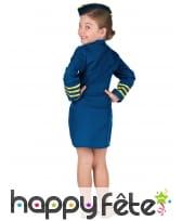 Uniforme d'hôtesse de l'air pour enfant, image 2
