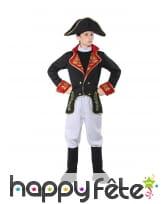 Uniforme de Napoléon Bonaparte pour enfant