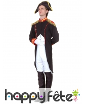 Uniforme de Napoléon pour homme
