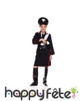 Uniforme de petite policière carabinière
