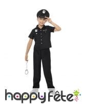 Uniforme de policier new yorkais pour enfant