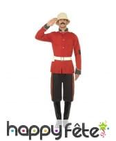Uniforme de soldat de la guerre des boers