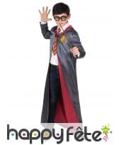 Uniforme Harry Potter l'apprenti Sorcier, enfant