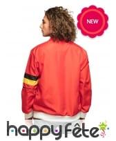 Veste pour supporter de l'équipe de Belgique, image 1
