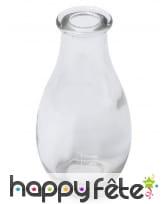 Vase soliflore de 14cm en verre