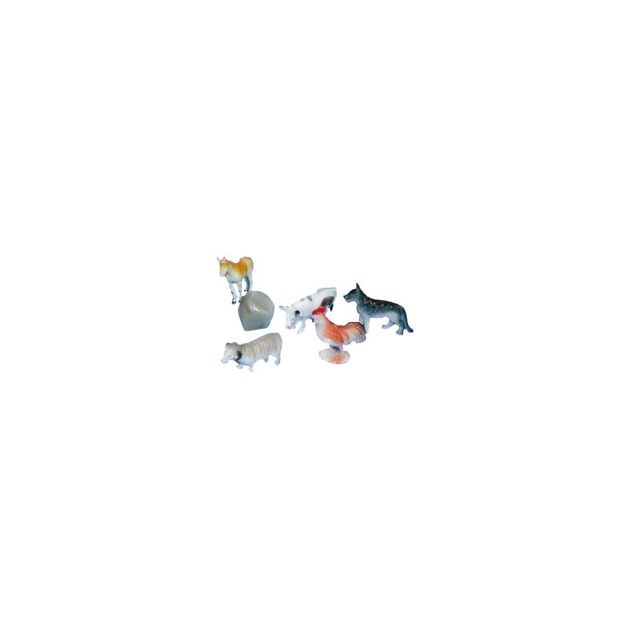 5 animaux de la ferme en plastique - Images d animaux de la ferme ...