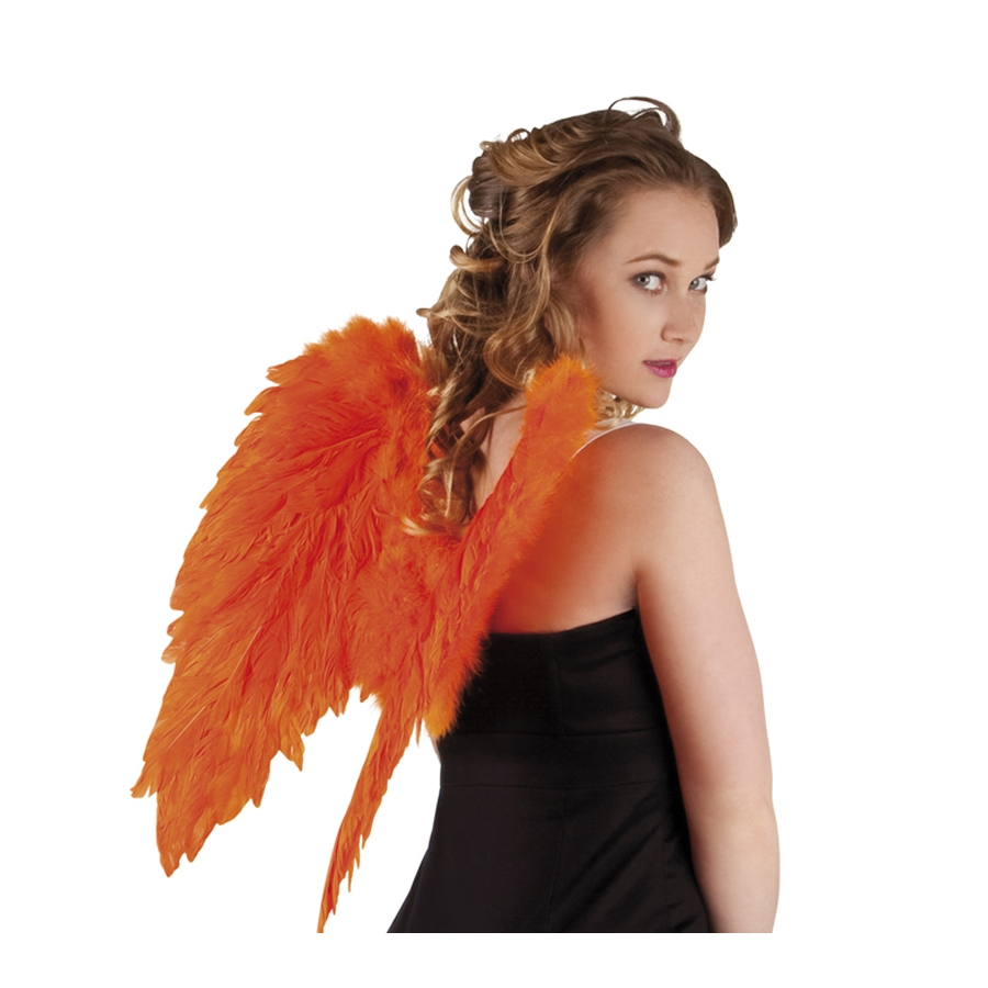 Ailes d 39 ange orange pour adulte - Pelure d orange pour parfumer ...