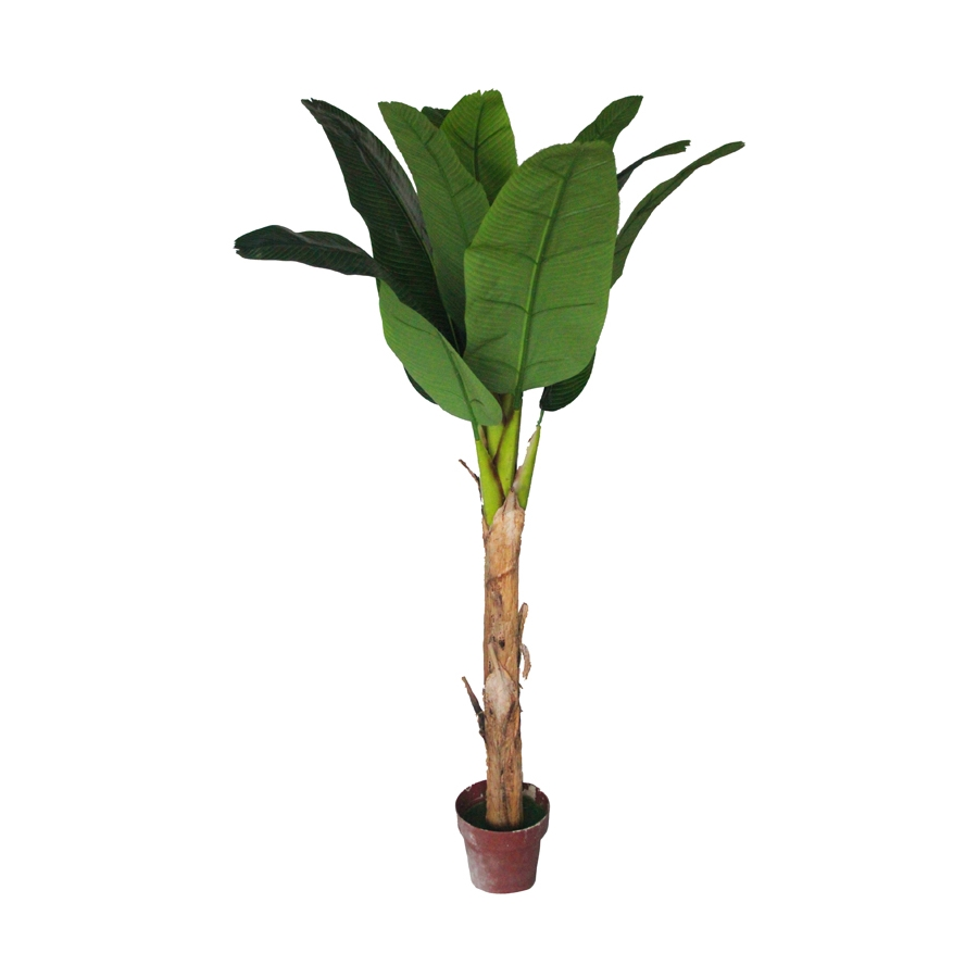 Bananier artificiel for Grossiste plantes artificielles