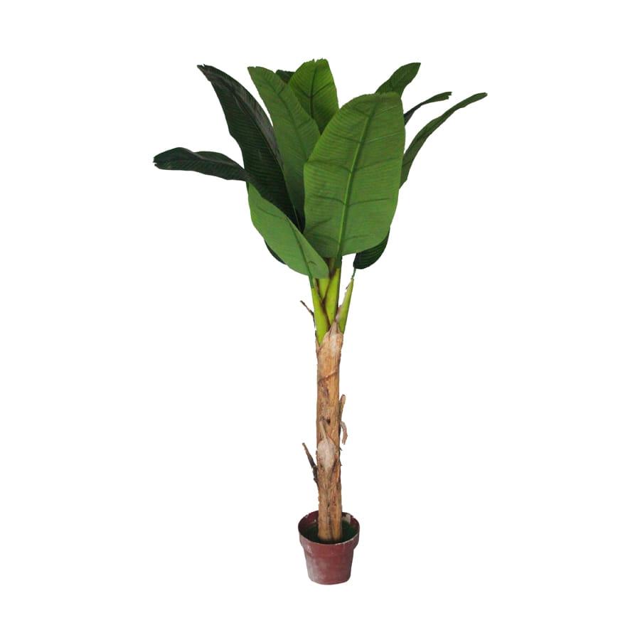 bananier artificielle de 160 cm