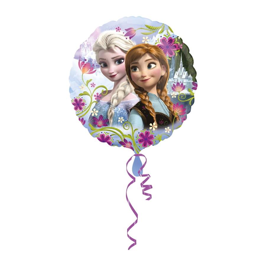 Ballon anna et elsa reine des neiges - Ana reine des neiges ...