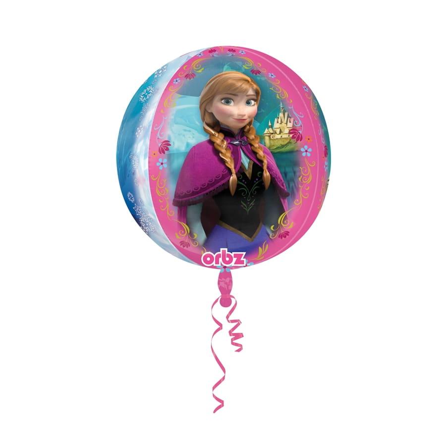 Ballon anna reine des neiges - Princesse anna reine des neiges ...