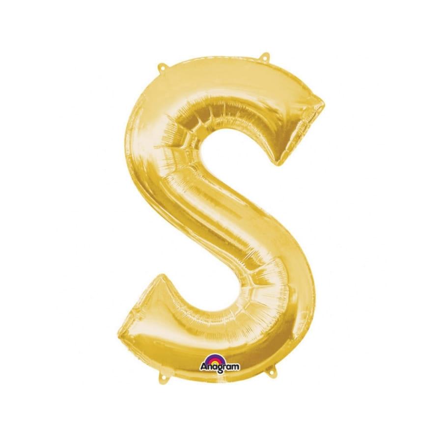 ballon dor u00e9 en forme de lettre  g u00e9ant