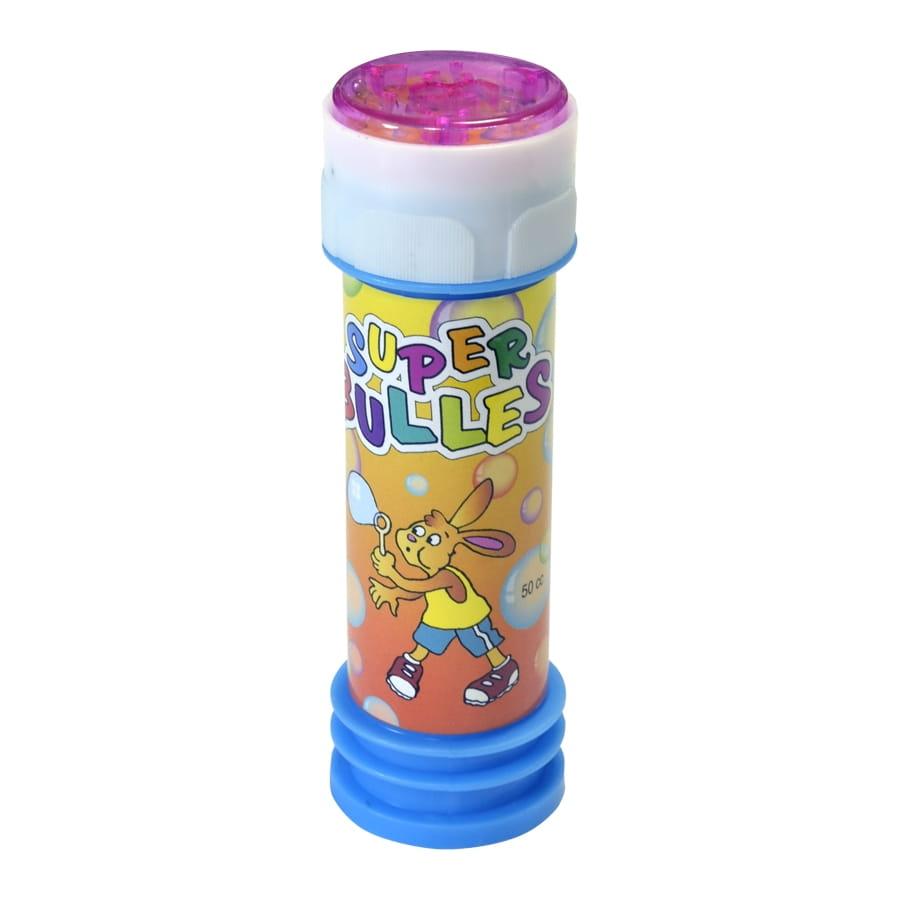 bulle de savon 50 ml avec jeu de patience