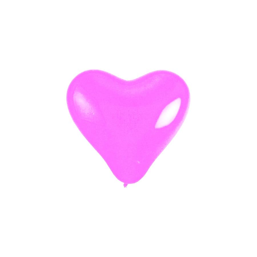 ballons en forme de coeur rose. Black Bedroom Furniture Sets. Home Design Ideas