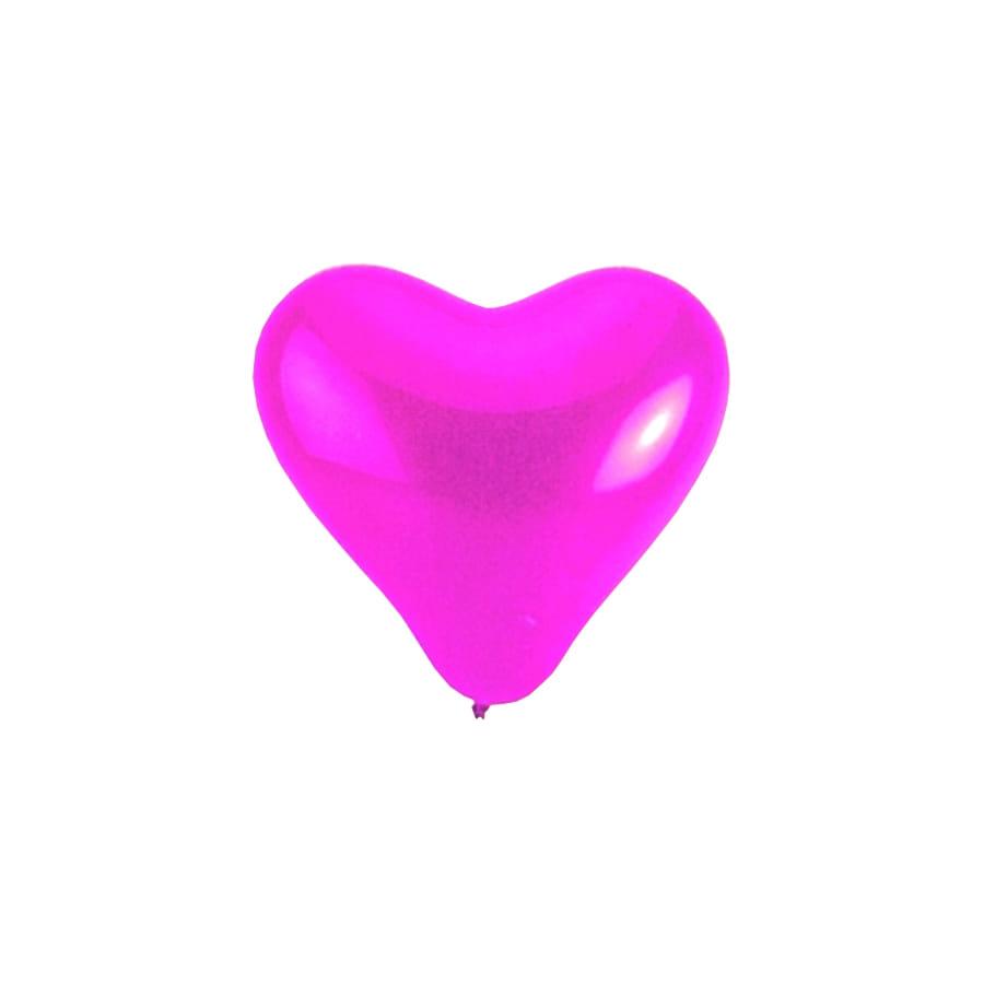 ballon g ant en forme de coeur rose. Black Bedroom Furniture Sets. Home Design Ideas