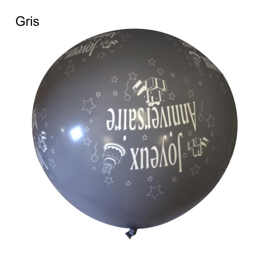 Ballons Geant Joyeux Anniversaire